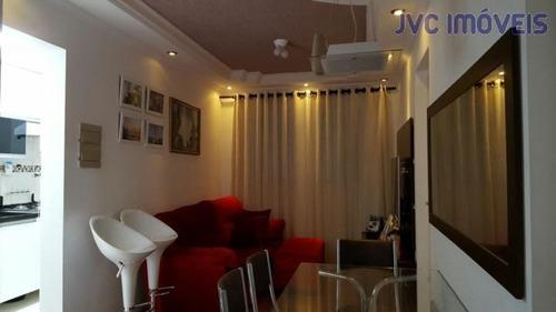 apartamento a venda em mogi das cruzes, cezar de souza, 3 dormitórios, 1 banheiro, 1 vaga - 10185