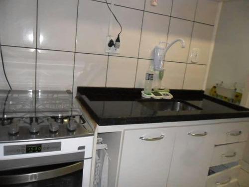 apartamento a venda em mogi das cruzes, chácara jafet, 2 dormitórios, 1 banheiro, 1 vaga - ap047