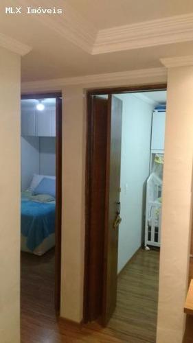 apartamento a venda em mogi das cruzes, jardim aeroporto iii, 2 dormitórios, 1 banheiro, 1 vaga - 1236