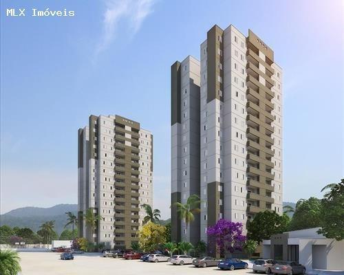 apartamento a venda em mogi das cruzes, jardim armenia, 3 dormitórios, 1 suíte, 2 banheiros, 2 vagas - 811