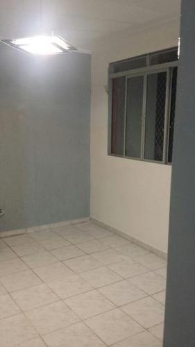 apartamento a venda em mogi das cruzes, jardim esperança, 2 dormitórios, 1 banheiro, 1 vaga - ap093