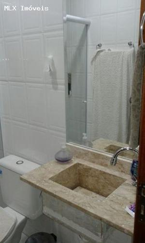 apartamento a venda em mogi das cruzes, jardim marica, 2 dormitórios, 1 banheiro, 1 vaga - 792
