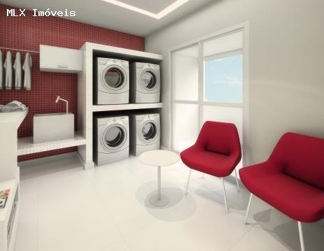 apartamento a venda em mogi das cruzes, mogilar, 1 dormitório, 1 suíte, 1 banheiro, 1 vaga - 951