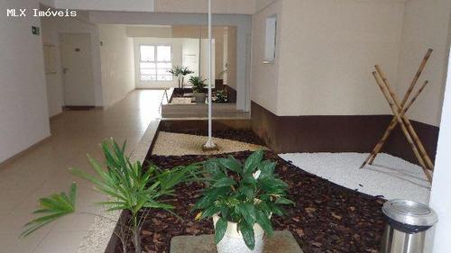 apartamento a venda em mogi das cruzes, nova mogilar, 2 dormitórios, 1 suíte, 2 banheiros, 1 vaga - 910