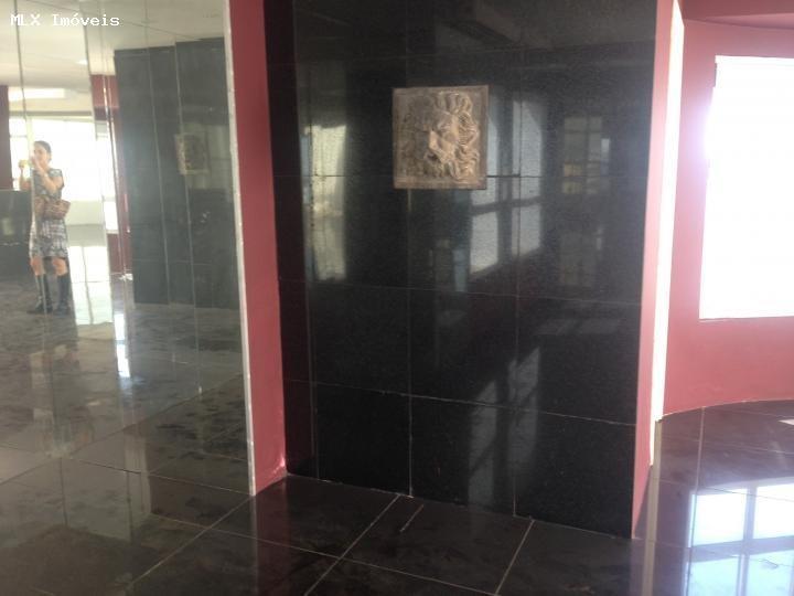 apartamento a venda em mogi das cruzes, parque monte libano, 2 dormitórios, 2 suítes, 4 banheiros, 4 vagas - 823