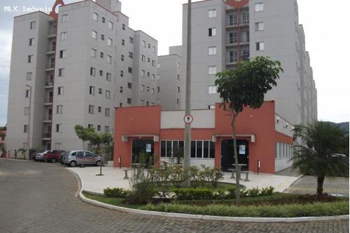 apartamento a venda em mogi das cruzes, socorro, 3 dormitórios, 1 suíte, 2 banheiros, 1 vaga - 465