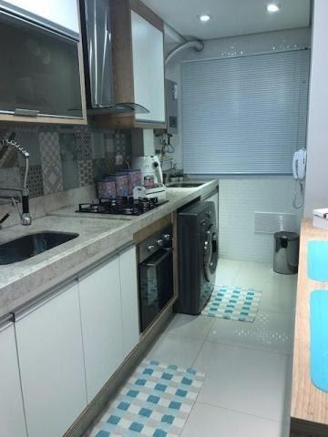 apartamento a venda em mogi das cruzes, vila mogilar, 2 dormitórios, 1 banheiro, 1 vaga - ap070