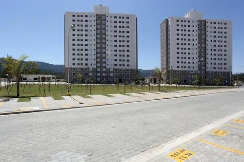 apartamento a venda em mogi das cruzes, vila mogilar, 2 dormitórios, 1 suíte, 2 banheiros, 1 vaga - ap055