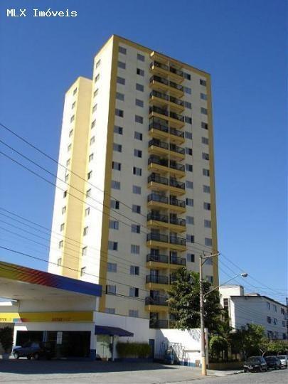 apartamento a venda em mogi das cruzes, vila mogilar, 3 dormitórios, 1 suíte, 2 banheiros, 1 vaga - 188