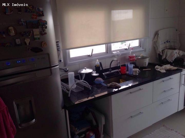 apartamento a venda em mogi das cruzes, vila oliveira, 3 dormitórios, 3 suítes, 4 banheiros, 2 vagas - 821