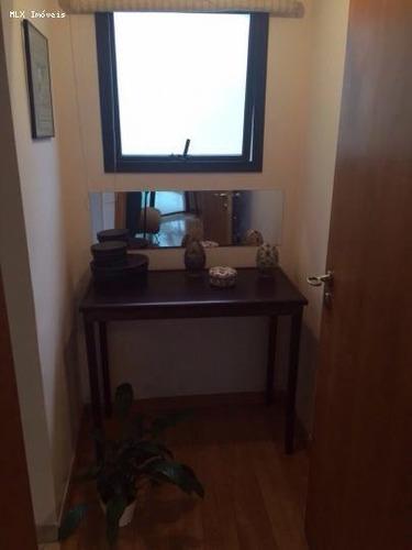 apartamento a venda em mogi das cruzes, vila oliveira, 4 dormitórios, 4 suítes, 1 banheiro, 3 vagas - 3