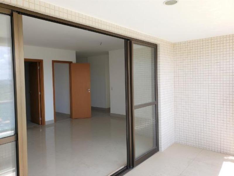 apartamento a venda em pituaçu 3 quartos suítes 113m2 - sfl161 - 34213474