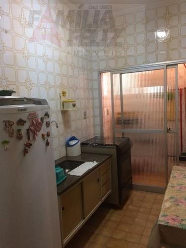 apartamento a venda em praia grande, florida, 2 dormitórios, 1 banheiro, 1 vaga - ap1731