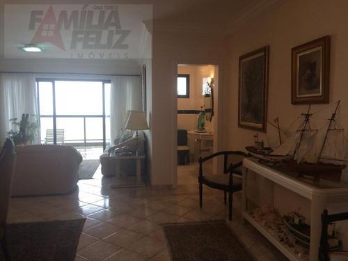 apartamento a venda em praia grande, florida, 4 dormitórios, 2 suítes, 2 banheiros, 3 vagas - ap2911