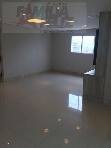 apartamento a venda em praia grande, guilhermina, 3 dormitórios, 3 suítes, 4 banheiros, 3 vagas - ap2313