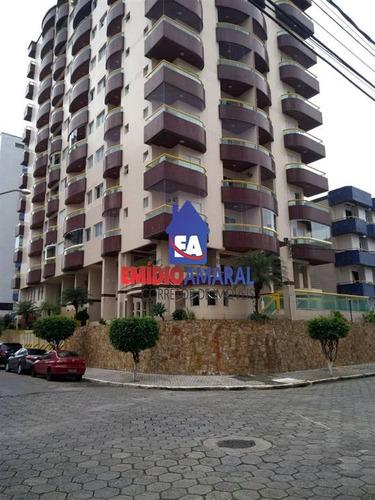 apartamento a venda em praia grande, na c.  ocian. - em20