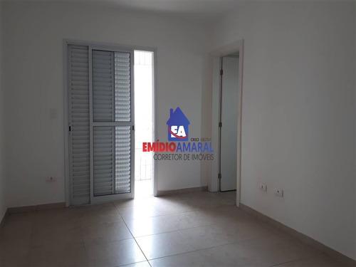 apartamento a venda, em praia grande, no c forte - ea10115