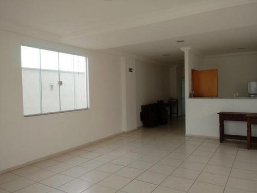 apartamento a venda em santo andre, jardim, 3 dormitórios, 1 suíte, 3 banheiros, 2 vagas - aptotania