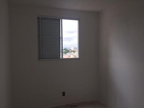 apartamento a venda em santo andre, utinga, 2 dormitórios, 1 suíte, 2 banheiros, 1 vaga - cena1
