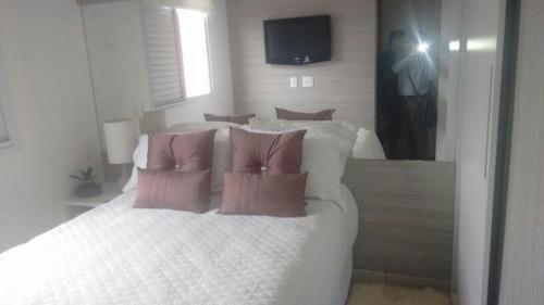 apartamento a venda em santo andre, vila humaita, 3 dormitórios, 1 suíte, 2 banheiros, 1 vaga - ide69vg1