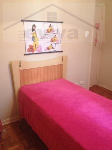 apartamento a venda em santos, aparecida, 2 dormitórios, 1 banheiro, 1 vaga - a02/109