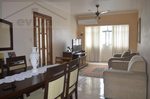 apartamento a venda em santos, campo grande, 2 dormitórios, 2 banheiros, 1 vaga - a02/136