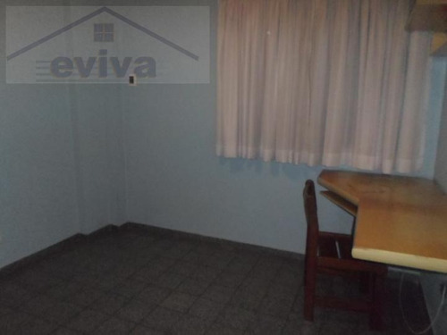 apartamento a venda em santos, marapé, 3 dormitórios, 1 suíte, 2 banheiros, 1 vaga - a03/185