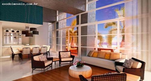 apartamento a venda em santos, pompéia, 1 dormitório, 1 suíte, 2 banheiros, 1 vaga - ap112