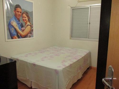 apartamento a venda em santos, saboó, 2 dormitórios, 1 banheiro, 1 vaga - a02/50