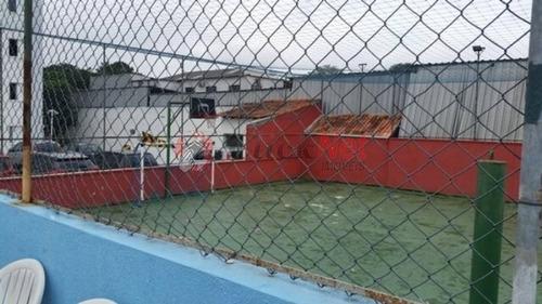 apartamento a venda em são bernardo do campo no bairro assunção. - 5408