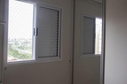 apartamento a venda em são josé dos campos, jardim satélite, 2 dormitórios, 1 banheiro, 1 vaga - 526146