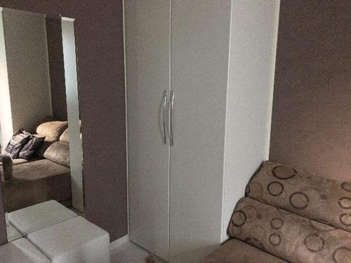 apartamento a venda em são josé dos campos, monte castelo, 2 dormitórios, 1 banheiro, 1 vaga - 525622