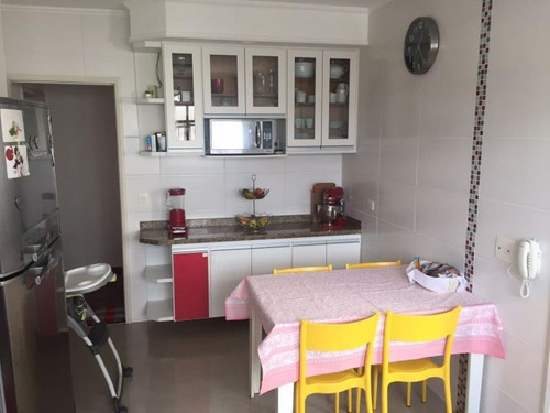 apartamento a venda em são josé dos campos, vila adyana, 4 dormitórios, 2 suítes, 4 banheiros, 3 vagas - 525926