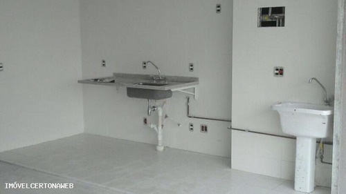 apartamento a venda em são paulo, brooklin, 1 dormitório, 1 suíte, 2 banheiros, 1 vaga - 079