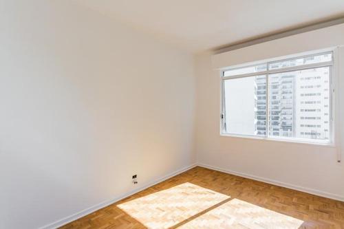 apartamento a venda em são paulo, higienópolis, 3 dormitórios, 1 suíte, 2 banheiros, 1 vaga - 540