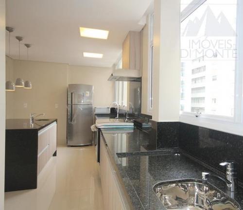 apartamento a venda em são paulo, higienópolis, 3 dormitórios, 1 suíte, 4 banheiros, 2 vagas - 260