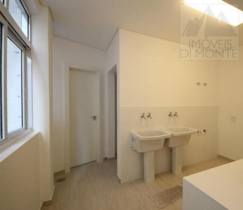 apartamento a venda em são paulo, higienópolis, 3 dormitórios, 1 suíte, 4 banheiros, 2 vagas - 263