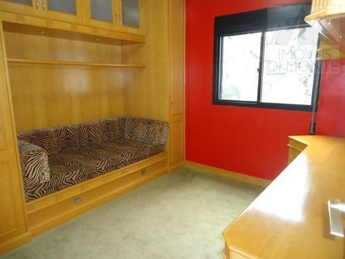 apartamento a venda em são paulo, higienópolis, 3 dormitórios, 1 suíte, 4 banheiros, 2 vagas - 281