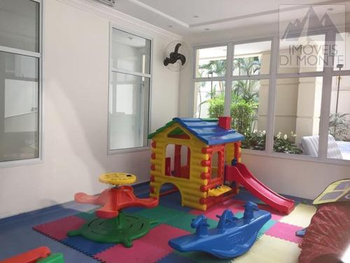 apartamento a venda em são paulo, higienópolis, 3 suítes, 5 banheiros, 3 vagas - 576b