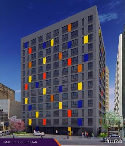 apartamento a venda em são paulo, jabaquara, 1 dormitório, 1 banheiro - blue line são judas