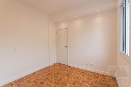 apartamento a venda em são paulo, jardim paulista, 2 dormitórios, 1 suíte, 3 banheiros - 648