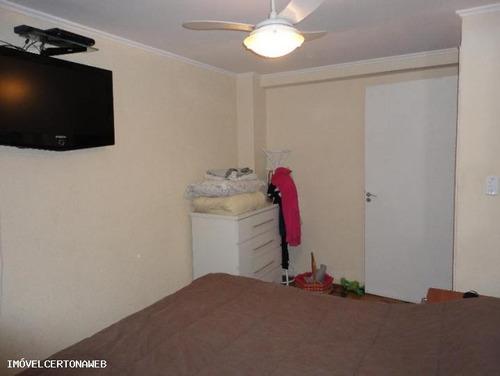 apartamento a venda em são paulo, pinheiros, 2 dormitórios, 1 banheiro, 1 vaga - 146