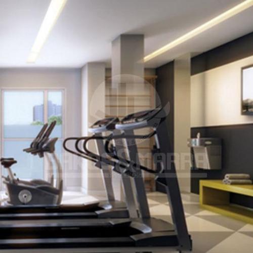 apartamento a venda em são paulo, pirituba, 2 dormitórios, 1 vaga - 672620