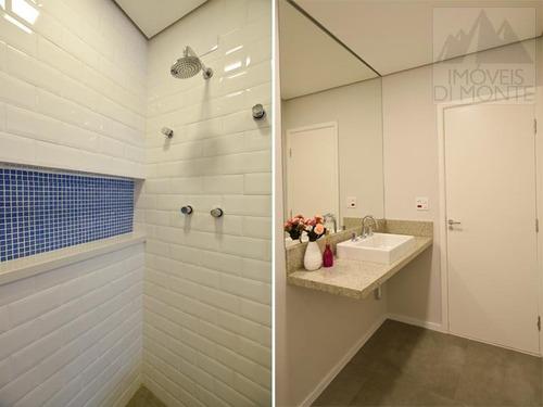 apartamento a venda em são paulo, santa cecília, 1 dormitório, 1 suíte, 2 banheiros - 509
