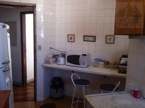 apartamento a venda em são paulo, santa cecília, 2 dormitórios, 1 banheiro - 470