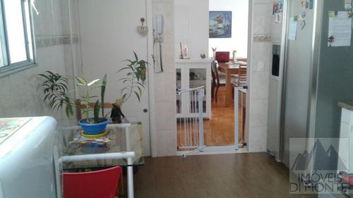 apartamento a venda em são paulo, santa cecília - 647