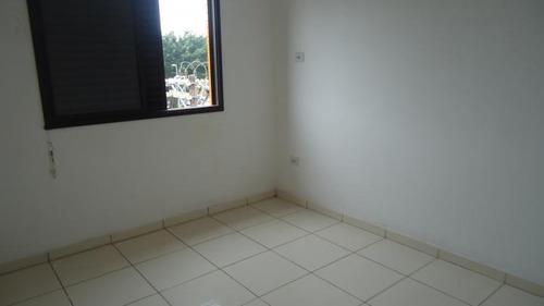 apartamento a venda em são vicente, centro, 2 dormitórios, 1 banheiro, 1 vaga - a02/62