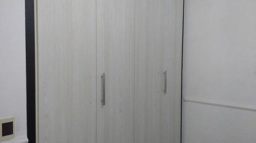 apartamento a venda em suzano, jardim são luis, 2 dormitórios, 1 suíte, 1 banheiro - ap 396