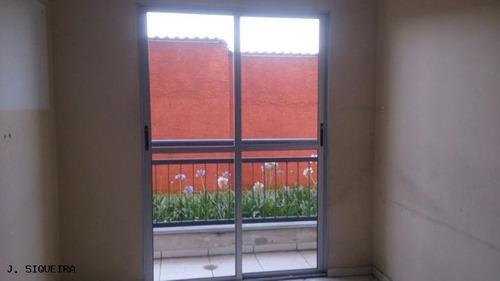 apartamento a venda em suzano, jd. santa helena, 3 dormitórios - ap 422