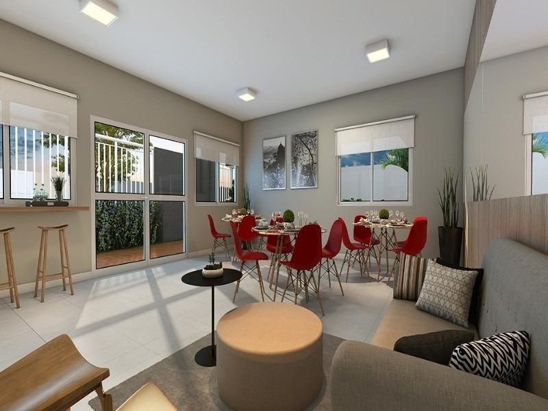 apartamento a venda, mooca, 1 dormitorio, minha casa minha vida - ap07307 - 34675850